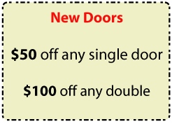 New Doors Coupon