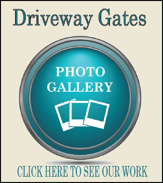 Driveway gate Houston photo gallery button