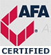AFA Certified