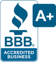 Sentry Houston Garage Door Repair BBB A+ Rated Logo
