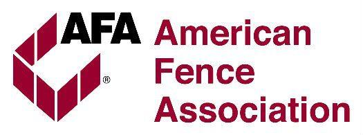 American Fence Association member logo