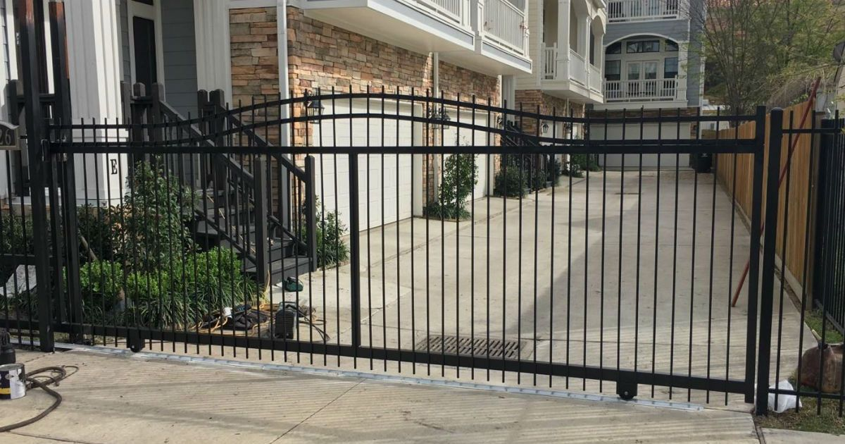 Heights Tx Gates Wrought Iron Gates