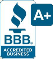 Gate Services BBB A+ Logo
